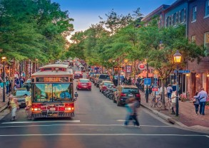 King Street Alexandria Virginia